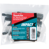Makita A-97221 ImpactX™ 3/8″ x 2-9/16″ Magnetic Nut Driver, 10 pack