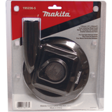 "Makita 195236-5 4-1/2"" - 5"" Dust Extraction Surface Grinding Shroud"
