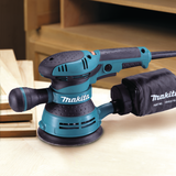 "Makita BO5041 5"" Random Orbit Sander, Variable Speed"