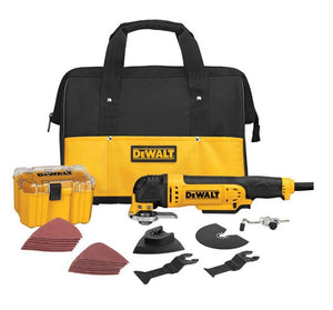 DeWalt DWE315K Multi-Tool Oscillating Kit