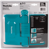 Makita A-98326 ImpactX™ 35 Pc. Driver Bit Set