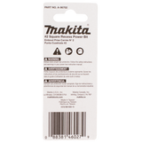 Makita A-96702 ImpactX™ #2 Square Recess 2″ Power Bit, 2 Pack