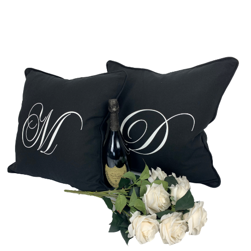 LUXURY ANNIVERSARY CUSHION GIFT SET