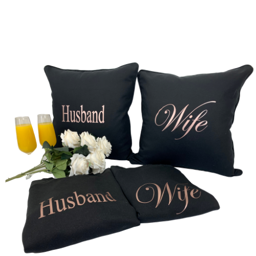 HUSBAND & WIFE MONTY PACKAGE