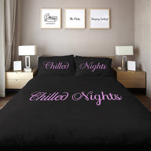 Load image into Gallery viewer, CHILLED NIGHTS CUSTOM DUVET SET