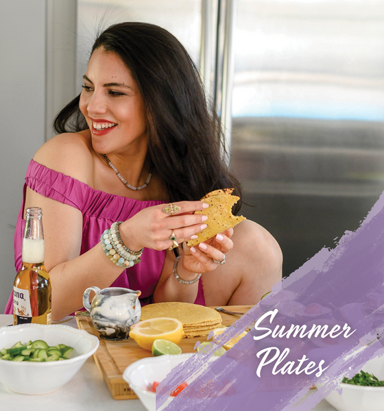 What's on your plate this summer?