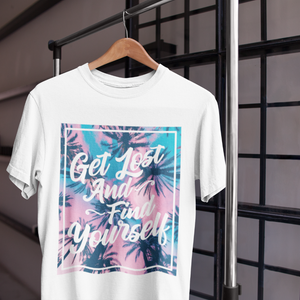 Get Lost And Find Yourself Shirt - Mindpop