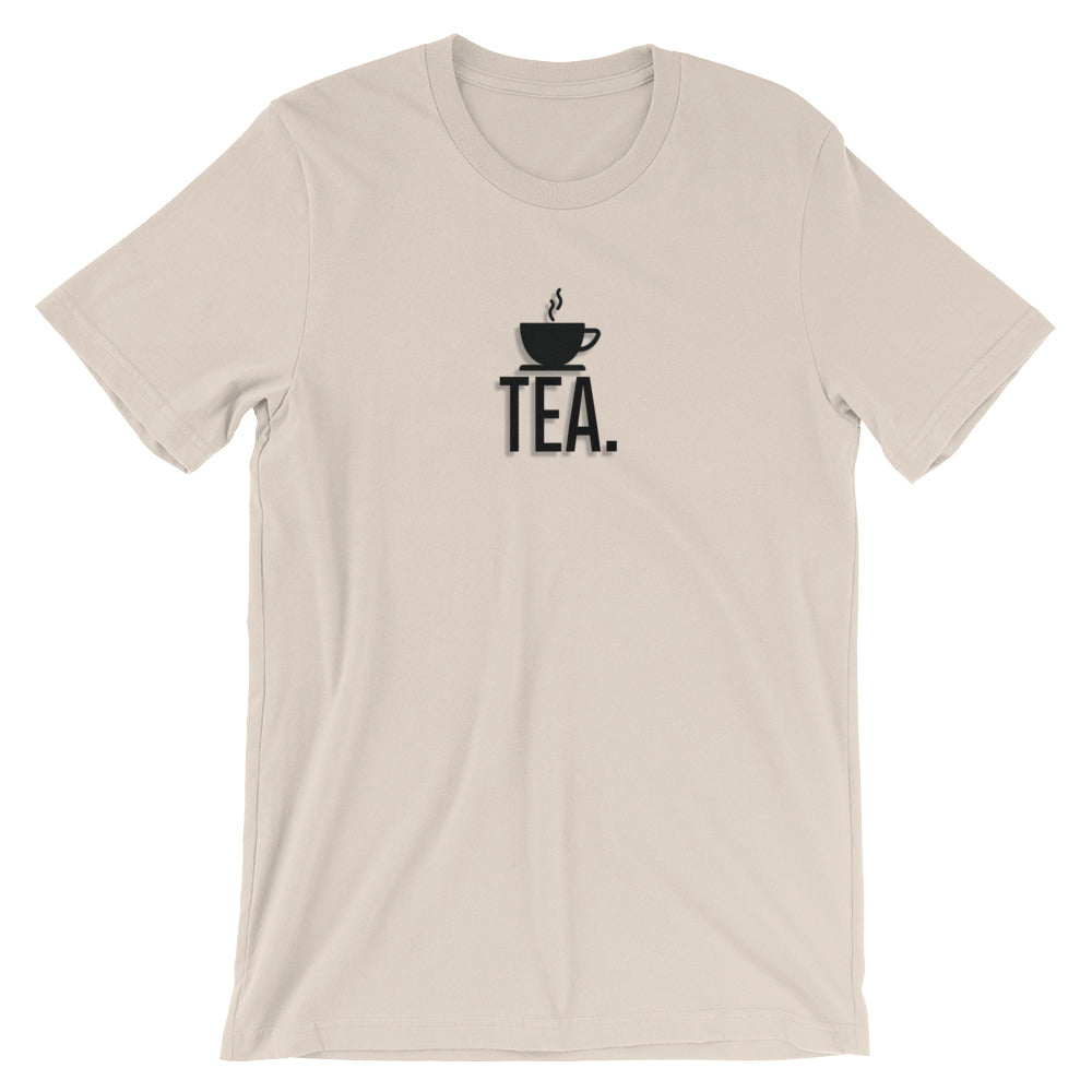 Tea. Unisex T-Shirt (5 colors) - Mindpop
