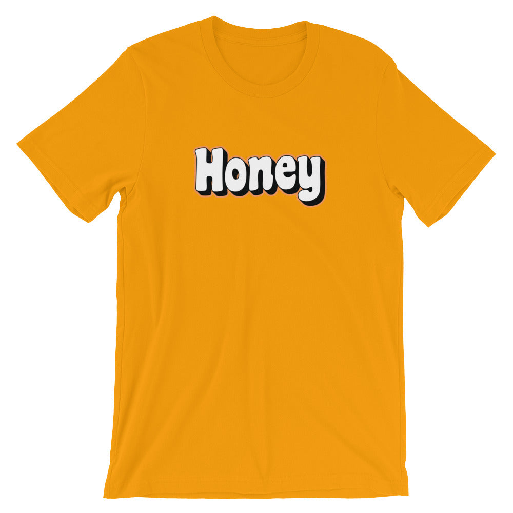 Honey Retro T-Shirt - Mindpop