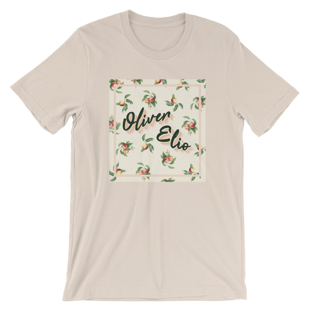 Call Me By Your Name Oliver & Elio Peaches Shirt - Mindpop
