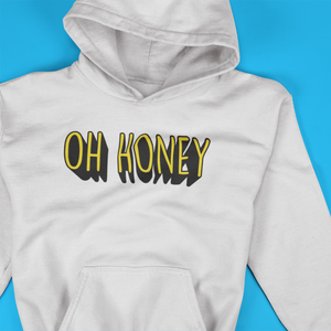 OH HONEY Hoodie (3 colors) - Mindpop