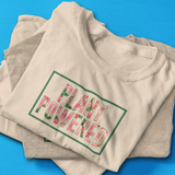 Plant Powered Unisex T-Shirt - Mindpop
