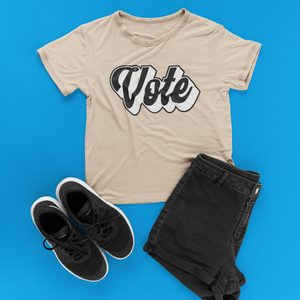 Vote T-Shirt - Mindpop