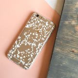 'Constellation' Clear iPhone & Samsung Cover