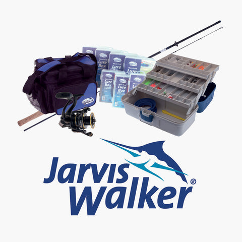Jarvis Walker Fishing Kit