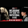 PBR Melbourne Invitational Dec 1st