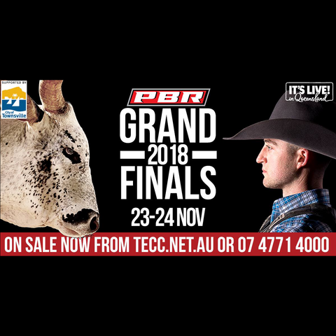 PBR Grand Final Townsville Nov 24th