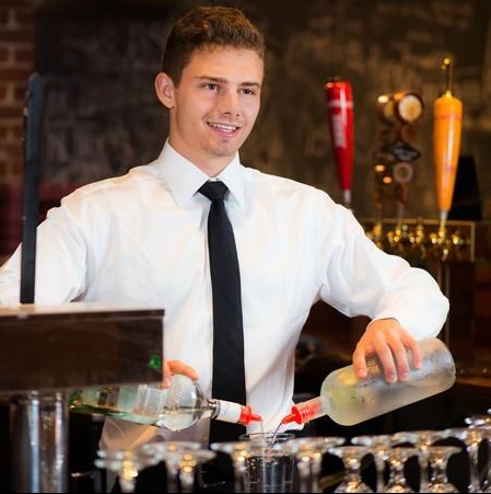 Additional 1 Hour Bartending Service, 2 Bartenders