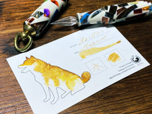 Load image into Gallery viewer, eric@kanan Ink Swatch Cards - Dog