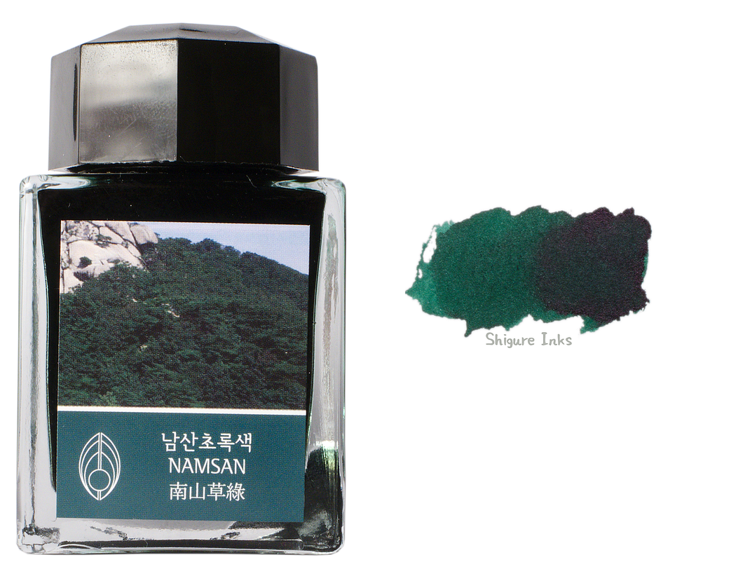 3 Oysters I.COLOR.U Namsan - 38ml Glass Bottle