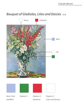 Load image into Gallery viewer, Tono & Lims Bouquet of Gladiolas, Lilies and Daisies - 30ml Glass Bottle