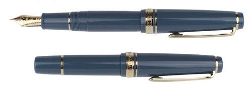 Sailor Pro Gear Slim Mini Morocco Series - Ayur Blue