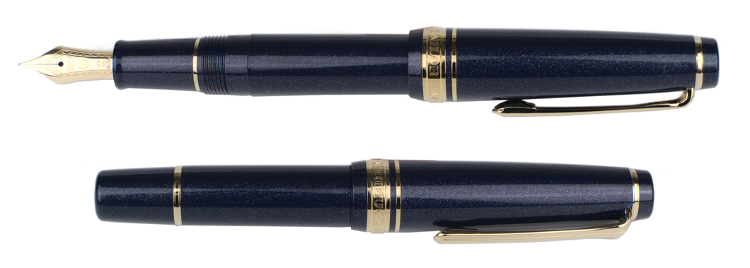 Sailor Pro Gear Slim Mini Morocco Series - Night Blue