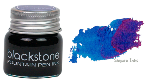Blackstone Barrier Reef Blue - 25ml Glass Bottle