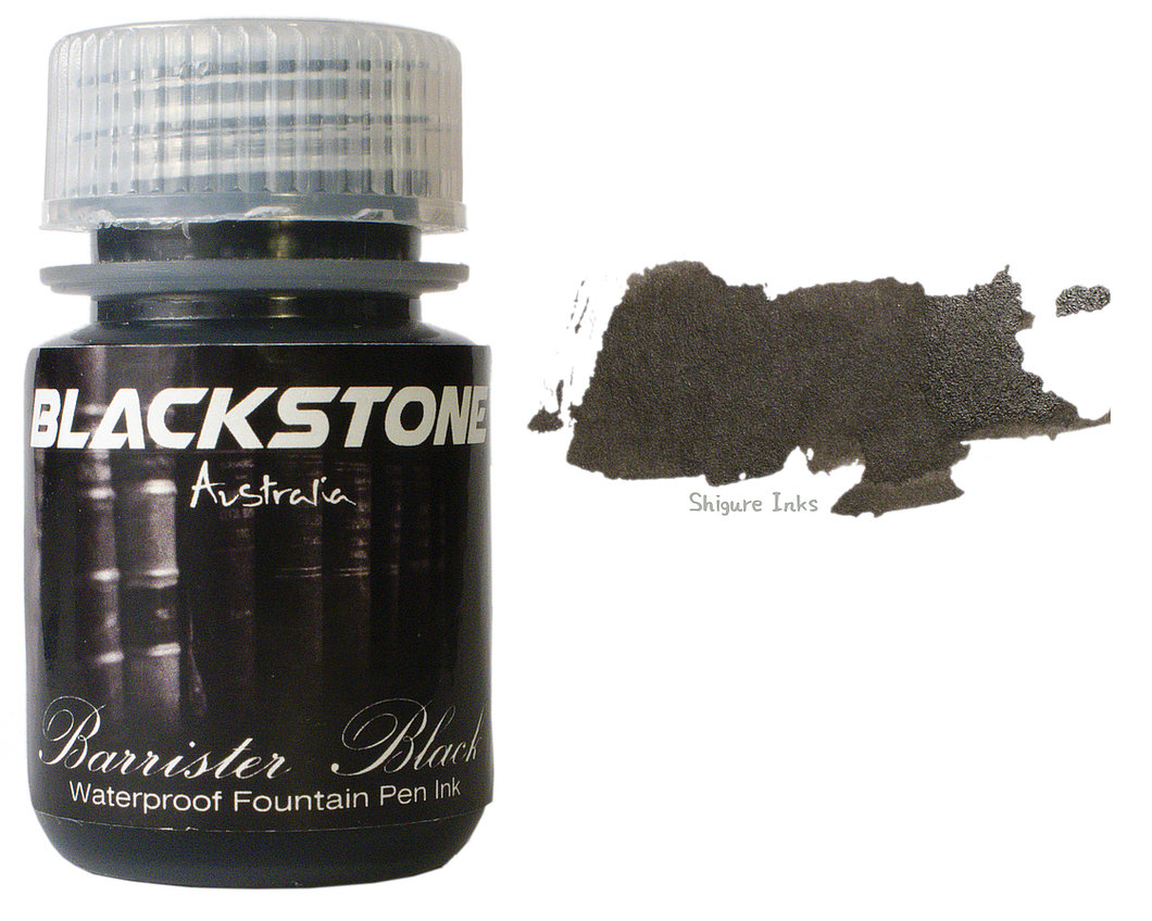 Blackstone Barrister Black - 30ml