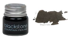 Blackstone Barrister Black - 25ml Glass Bottle