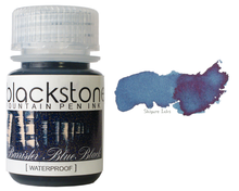 Load image into Gallery viewer, Blackstone Barrister Blue Black - 30ml