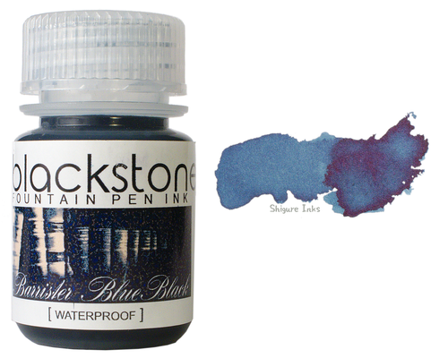 Blackstone Barrister Blue Black - 30ml