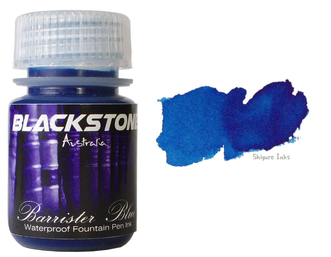 Blackstone Barrister Blue - 30ml