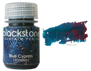 Blackstone Blue Cypress Scented Ink - 30ml