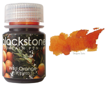 Load image into Gallery viewer, Blackstone Wild Orange Scented Ink - 30ml