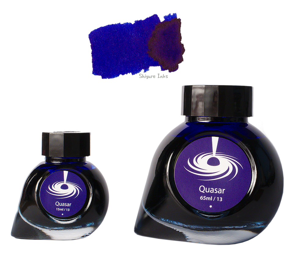 Colorverse Quasar - 65ml + 15ml Glass Bottles