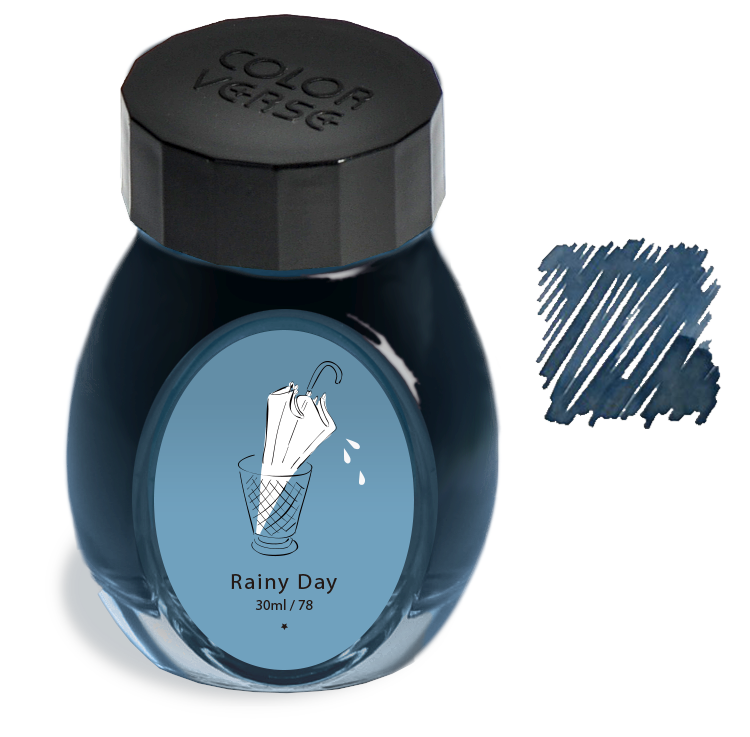 Colorverse Rainy Day - 30ml Glass Bottle