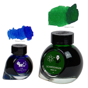 Colorverse Schrödinger & Cat - 65ml + 15ml Glass Bottles
