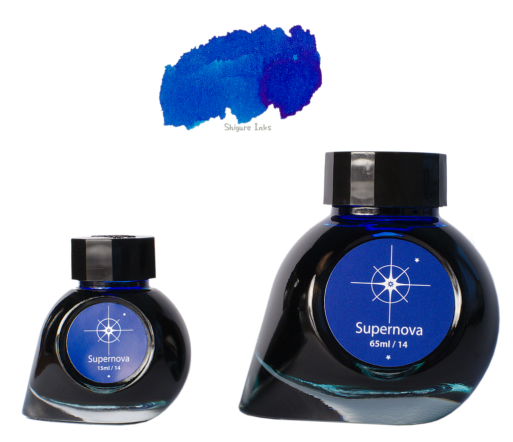 Colorverse Supernova - 65ml + 15ml Glass Bottles