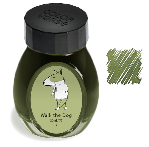 Colorverse Walk the Dog - 30ml Glass Bottle