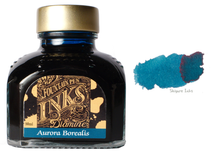 Load image into Gallery viewer, Diamine Aurora Borealis - 80ml Glass Bottle