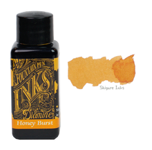 Load image into Gallery viewer, Diamine Honey Burst - 30ml