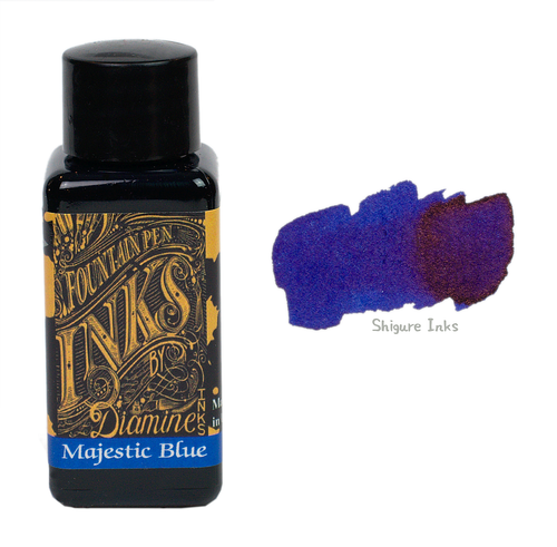 Diamine Majestic Blue - 30ml