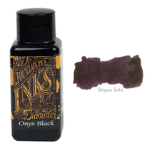 Load image into Gallery viewer, Diamine Onyx Black - 30ml