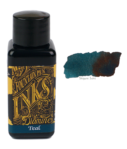 Diamine Teal - 30ml