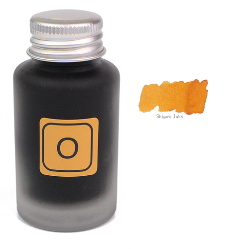 Ink Institute Zhonghe-Xinlu Line - 30ml Glass Bottle