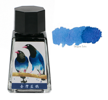 Load image into Gallery viewer, iPaper Taiwan Blue Magpie - 30ml Glass Bottle