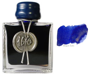 J Herbin 1670 Bleu Ocean - 50ml Glass Bottle