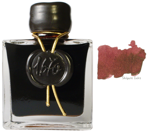 J Herbin 1670 Caroube de Chypre - 50ml Glass Bottle