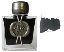 Load image into Gallery viewer, J Herbin 1670 Stormy Grey - 50ml Glass Bottle
